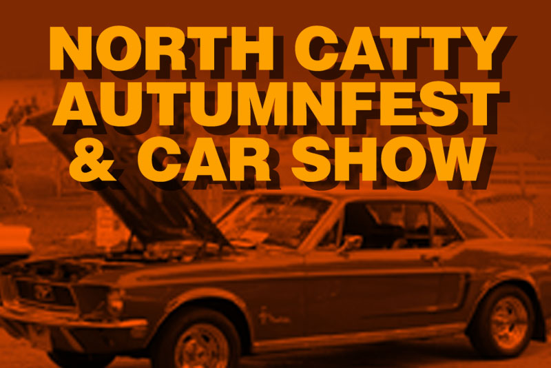 Oct 13th, North Catty Autumnfest and Car Show